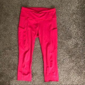 Lululemon fast and free pants